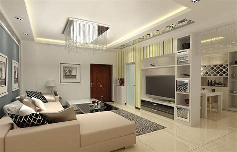 3d living room 3d living dining room 3d