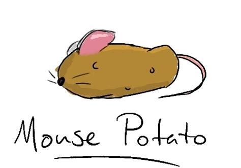 define couch potato mouse potato by aspired2inspire on deviantart