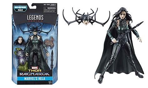 thor figure 6 inch thor ragnarok marvel legends figures now available