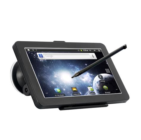 player for android tablet cybernav 7 touchscreen android tablet gps navigator media player with dvb t isdb t tug