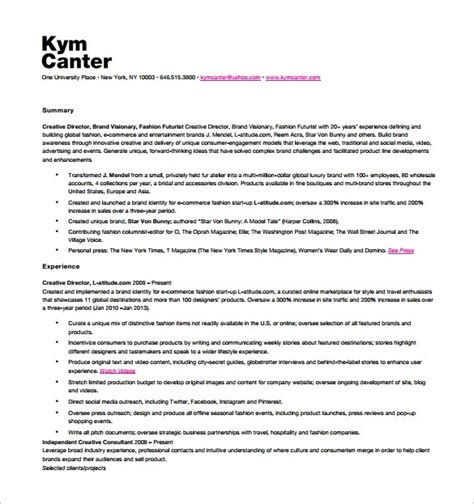 fashion designer resume lifiermountain org