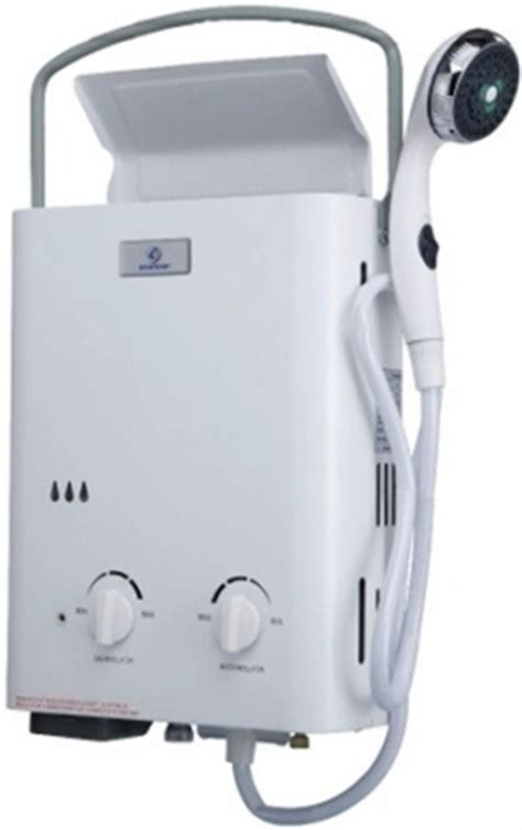 brand   portable tankless water heater