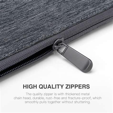 Baseus Sleeve For Macbook Pro 13 Inch Touch Bar Murah baseus sleeve for macbook pro 2016 13 inch touch bar gray jakartanotebook