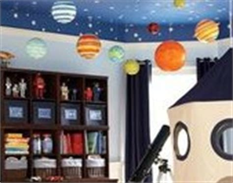 Ceiling Planets Get Into The Theme Speech Room Style