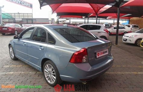 volvo s40 used cars for sale 2016 volvo s40 volvo s40 t5 a t used car for sale in