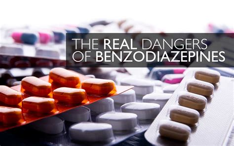 The Dangers Of Previous Detox by The Real Dangers Of Benzodiazepines