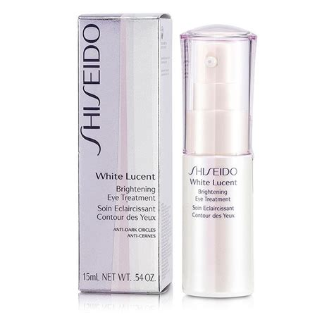 Shiseido White Lucent Eye shiseido white lucent brightening eye treatment fresh