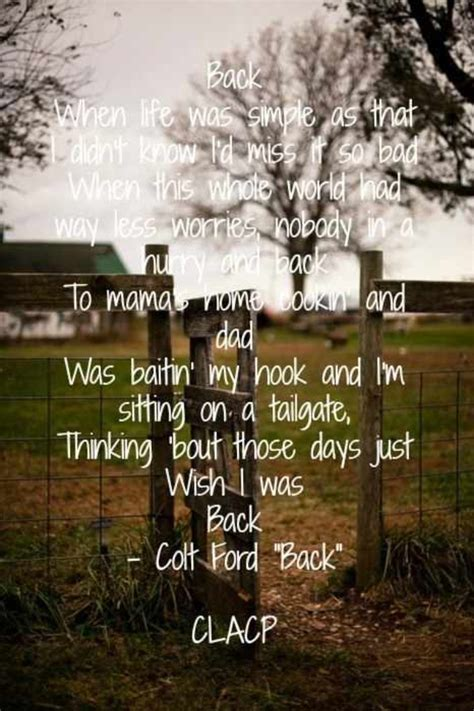 colt ford back quotes