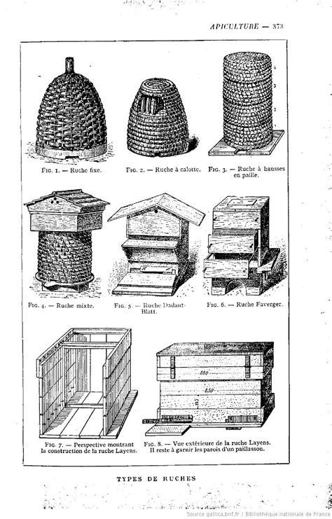 """""""Types de ruches"""", Mémento agricole Larousse : agrologie"""