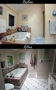 Bathroom Update Pics The Impact Of A Simple Bathroom Fixture Update