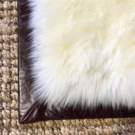 sheepskin area rugs sale new zealand sheepskin area rug for sale at 1stdibs