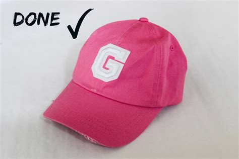 How To Make A Baseball Cap Out Of Paper - diy baseball cap it s a g thang