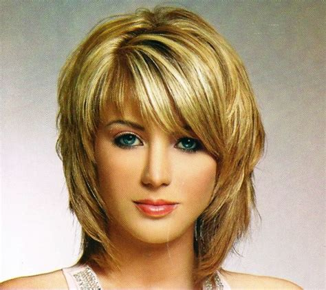 chin length shaggy hairstyles shag hairstyles for medium length hair shag chin length