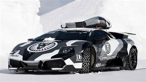 Jon Olsson to Drive His Lamborghini Murcielago to the Top