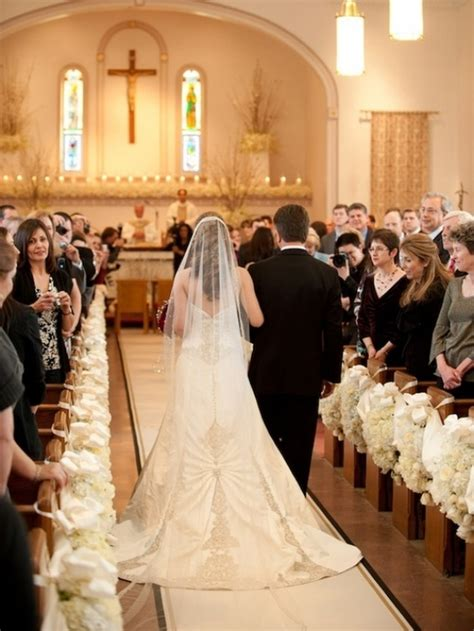 Wedding Ceremony Church by Catholic Church Wedding Decorations Wedding And Bridal