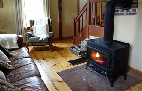 Living Rooms With Wood Burning Stoves Wood Stoves And Inserts Offering Efficient Heating And Creating Cozy Seating Areas
