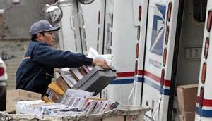 u s postal service stops door to door service for new