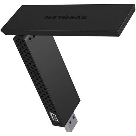 Netgear A6210 Netgear A6210 Ac1200 802 11ac Dual Band Wi Fi Adapter Usb