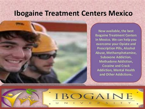 Ibogaine Detox Treatment by Ibogaine Treatment