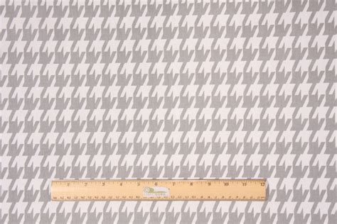 large houndstooth upholstery fabric 2 25 yards premier prints large houndstooth printed cotton