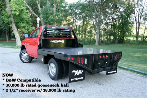 steel flatbed truck beds testing gii