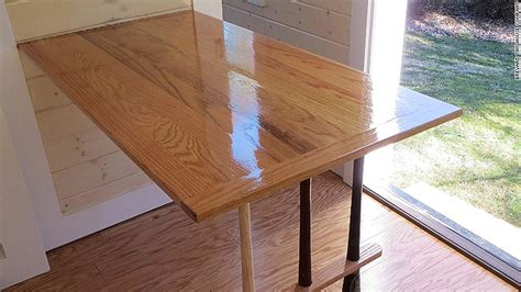tiny home dining table these tiny homes are of big ideas apr 1 2015