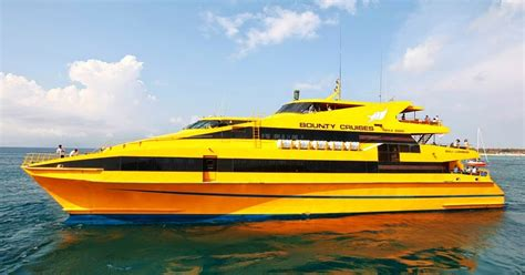 Lu Stop Avanza bounty cruises wisata kapal pesiar in bali idr 580
