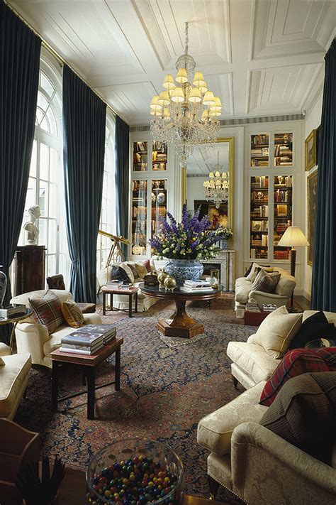 classic home decoration ralph lauren announces a new retail concept for vips in