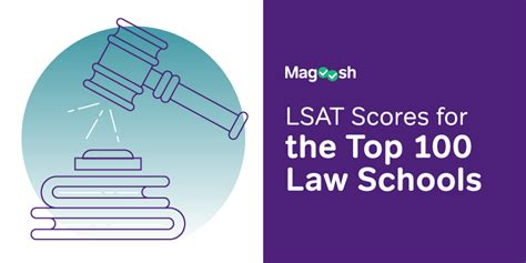 what are the sections of the lsat lsat scores for the top 100 law schools good lsat scores