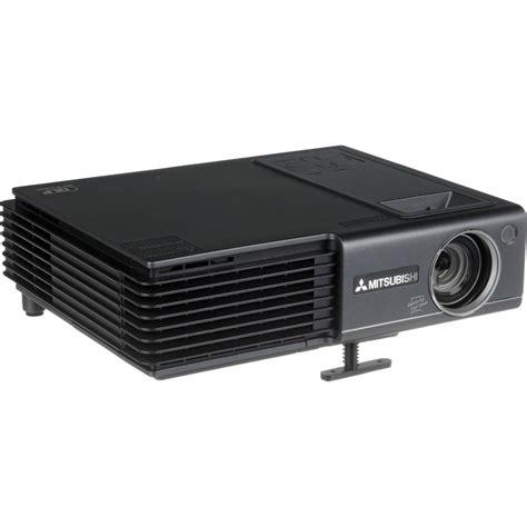 mitsubishi projector mitsubishi xd90u dlp multimedia projector xd90u b h photo