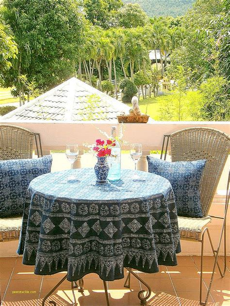 Patio Table Cloth Vinyl Patio Tablecloth Icamblog