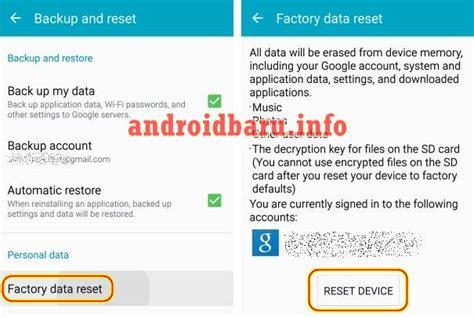 cara reset blackberry jadi seperti baru cara instal ulang android tanpa pc komputer secara mudah