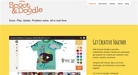 how to use scoot and doodle scoot doodle educator review common sense education