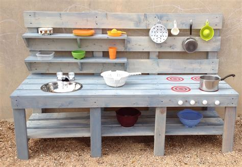 cocina outdoors outdoor play kitchen preschool pinterest diy outdoor