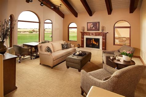 the living room arizona remodeled arizona farmhouse transitional living room other metro by design insite