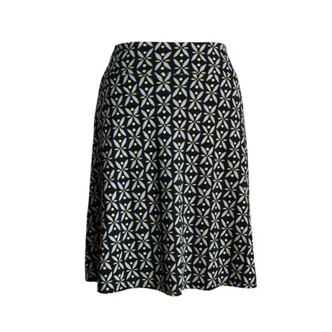 a line travel skirt in mid century print quot define quot skirt