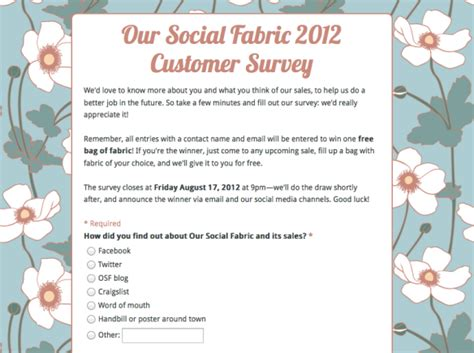 Take Part In Our Bag Survey And Win 50 Worth Of Made Fairtrade Jewellery From Adili by Take Our Survey And Win A Free Bag Of Fabric Our Social