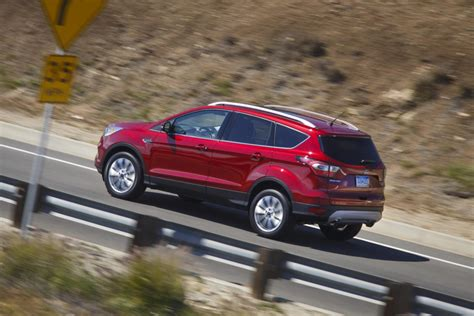 2017 ford escape crossover adds fordpass with sync connect