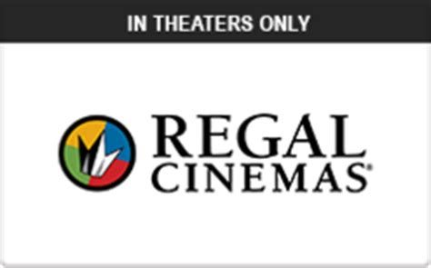 Regal Cinema Gift Cards Where To Buy - buy regal cinemas in theaters only gift cards raise