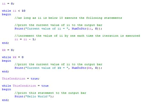 coding loop loop exle gallery