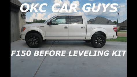 platinum   ecoboost  leveling kit youtube
