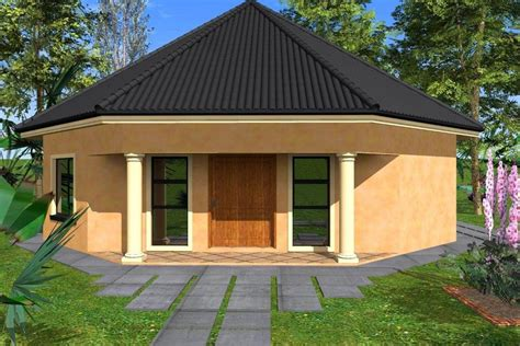 house design free free rondavel house plans home deco plans