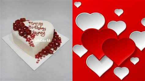 design love fest cake love cake design easy youtube