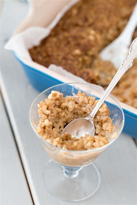 Detox Desserts by Sweet Potato Brown Rice Pudding Joyous Health