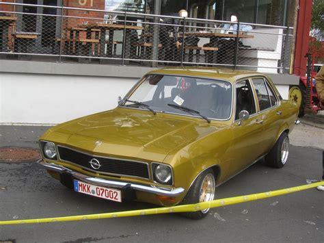 1970 opel 4 door opel опель ascona
