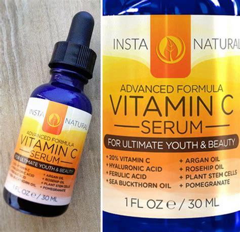 Serum I Vit C instanatural vitamin c serum review a reviews