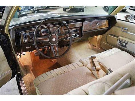 automotive air conditioning repair 1986 pontiac bonneville transmission control 1981 pontiac bonneville for sale classiccars com cc 820690