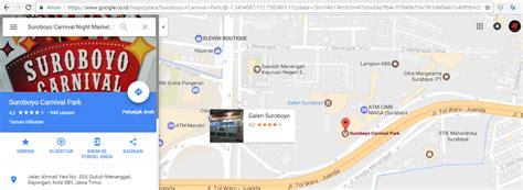 membuat link google map cara membuat barcode qr lokasi google maps awiopen