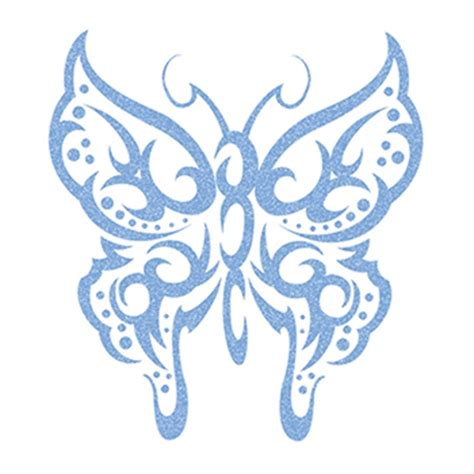 light colored tattoos glitter light colored butterfly temporary tattoos goimprints
