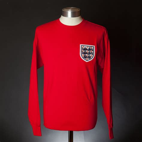 T Shirt World Cup 01 1966 world cup no 6 replica shirt nfm